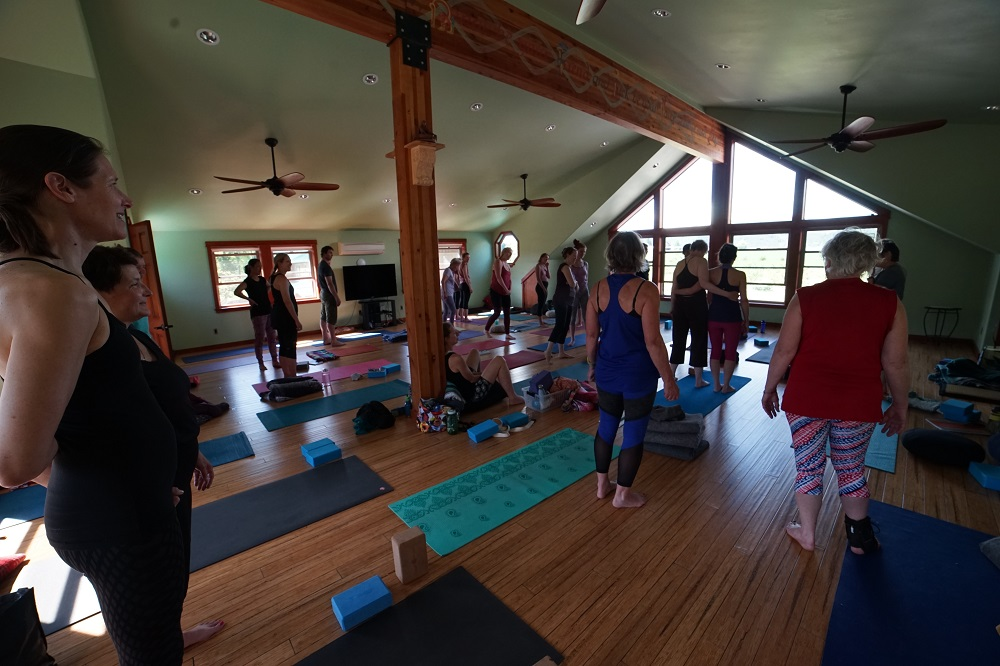 Gorge Yoga Retreat 35