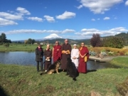 Visitors from Tibet
