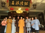 Temple China Trip