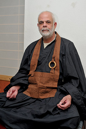 ClearMind ZenTemple Rev.Dr.Harvey Daiho Hilbert, Abbot