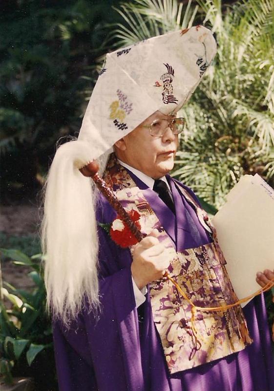 MatsuokaRoshi