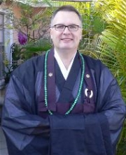 Rev. Daito Zenei Thompson
